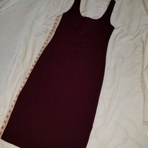 Forever 21 fitted dresss